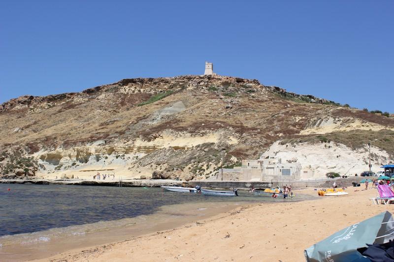 Malta Gnejna Bay