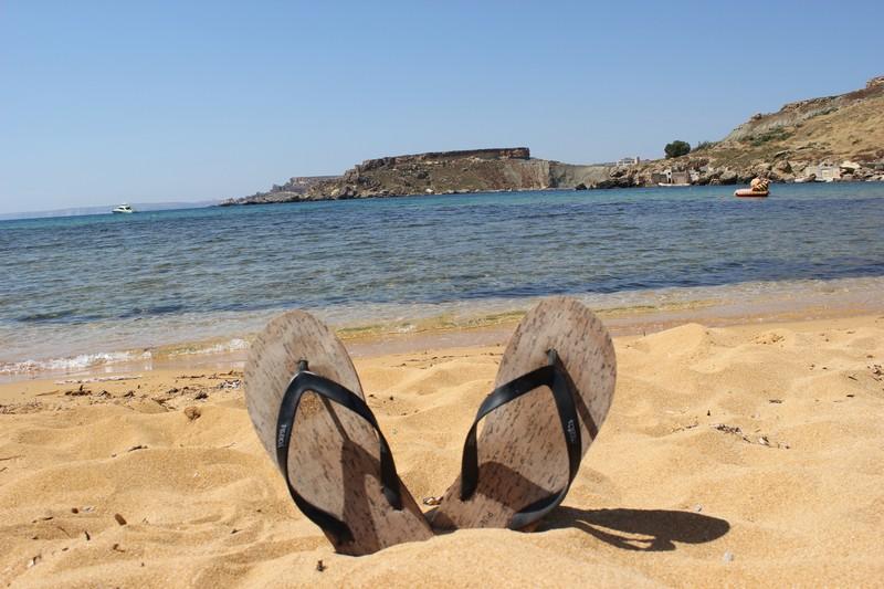 Plaża Gnejna Bay