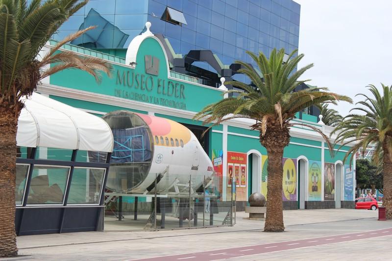Las Palmas Museo Elder