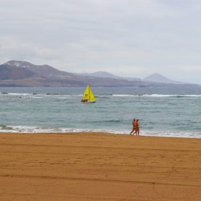 Gran Canaria Playa de las Canteras