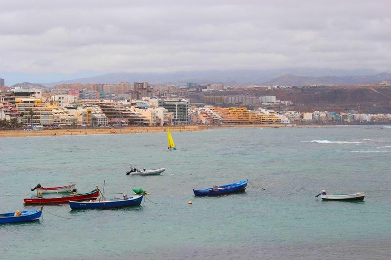 Las Palmas plaża