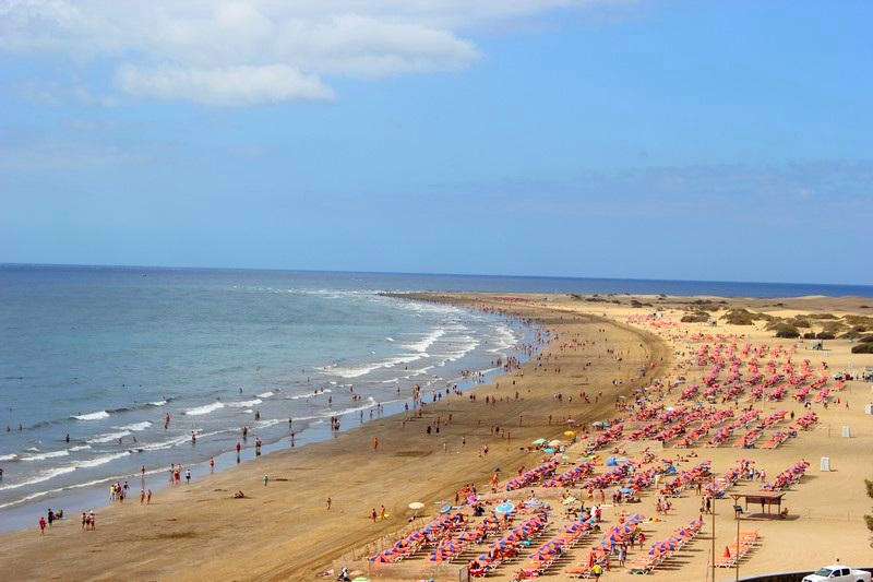 Playa del Ingles geje