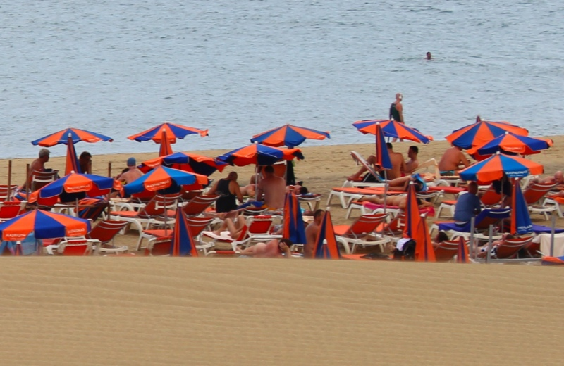 Plaża gejowska Gran Canaria