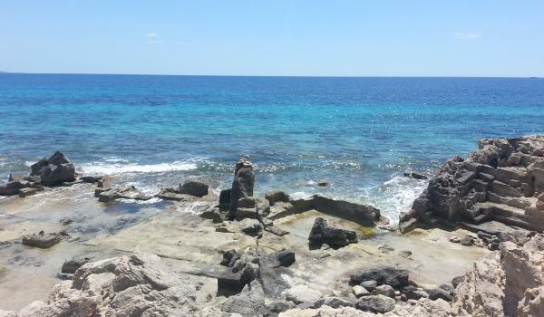 Plaża gejowska Es Cavallet