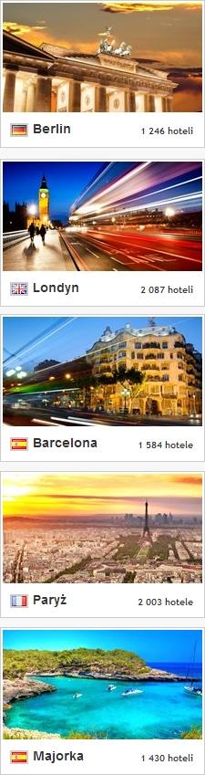Hotele gejowskie