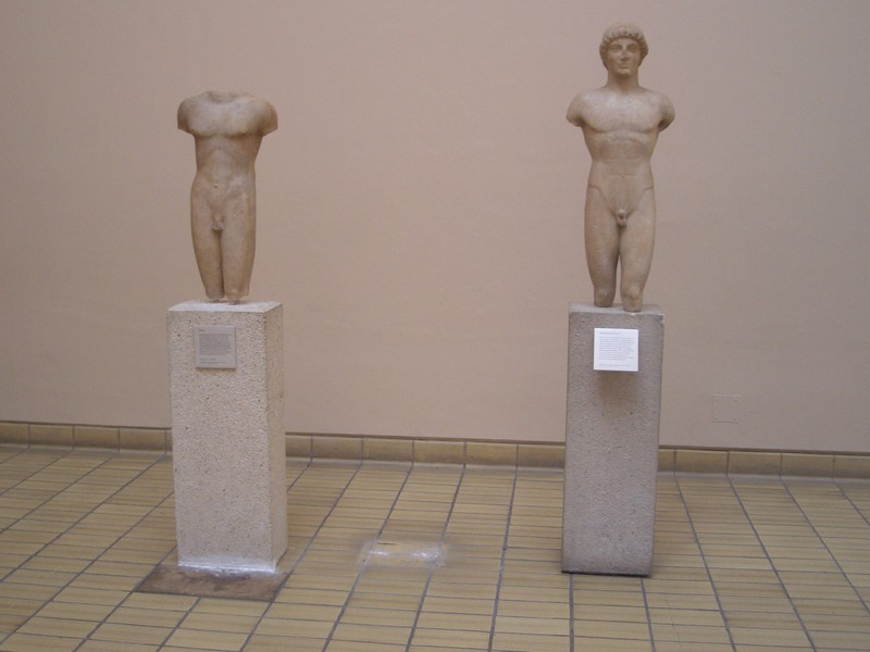 British Museum Posągi