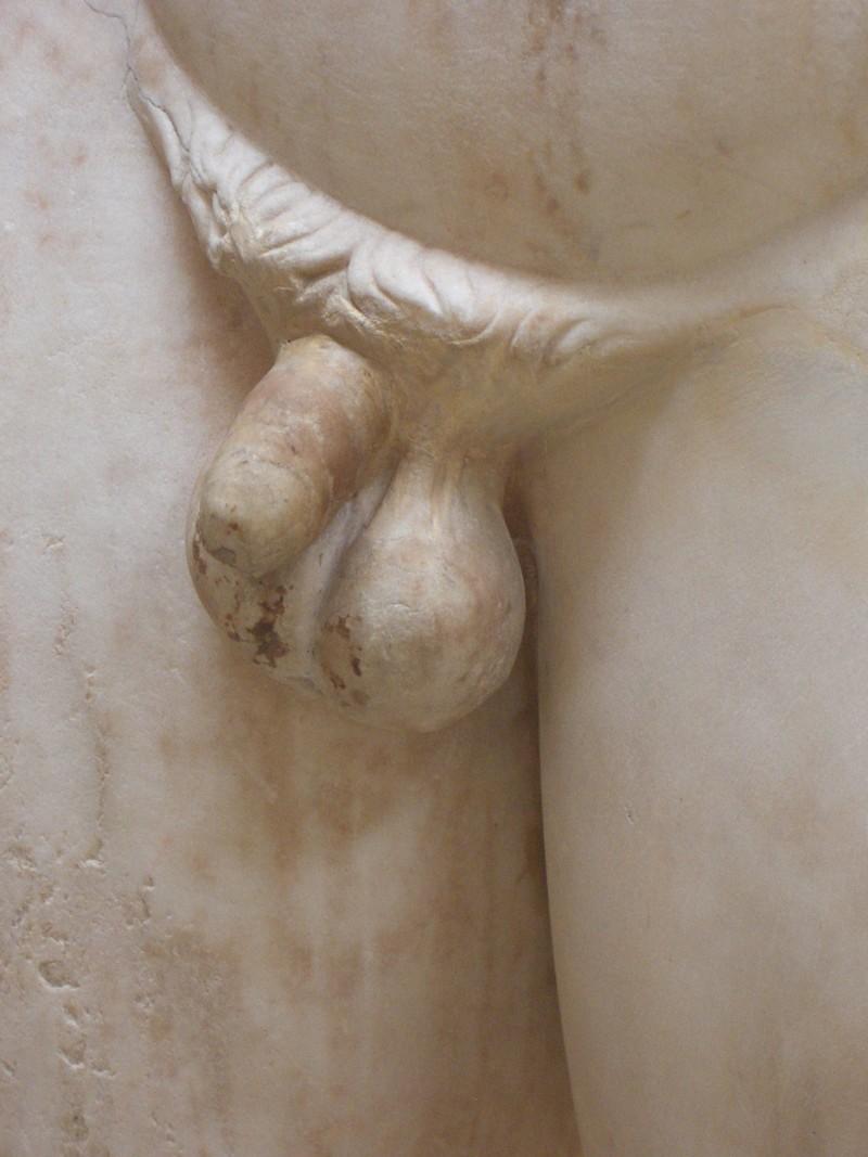 Rzeźba Penis