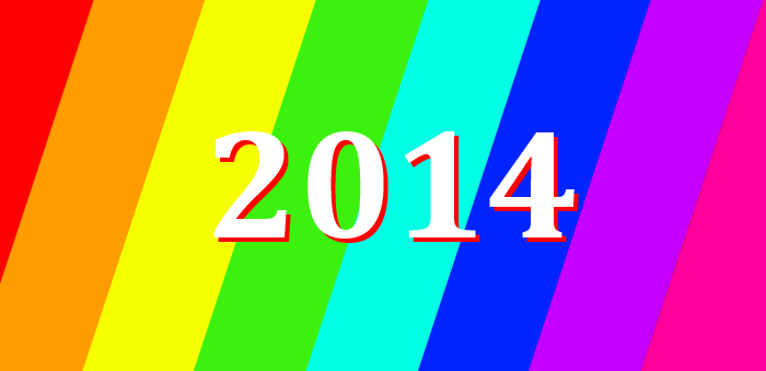 Gay Prides 2014