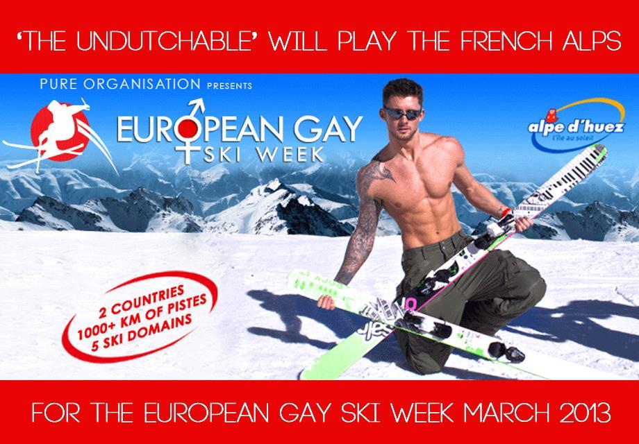 Gay Ski Week 2014