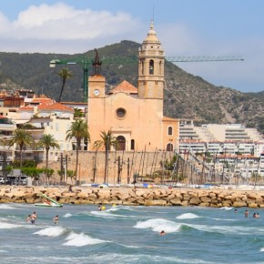Sitges: gej wakacje pod Barceloną [Katalonia]