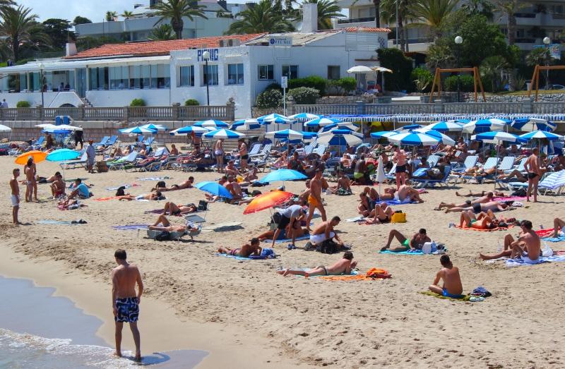 Sitges Geje Plaża
