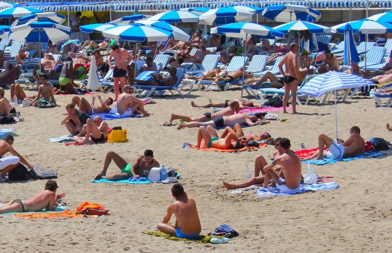 Sitges Gay Beach