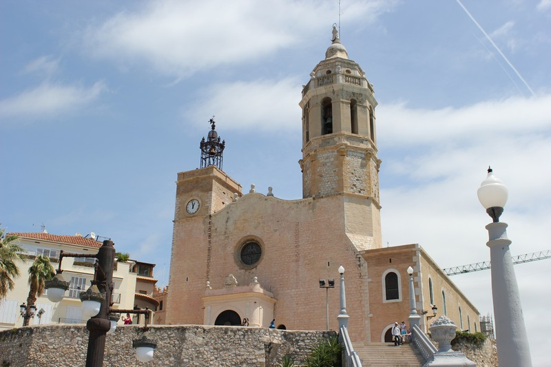 Sitges Kościół