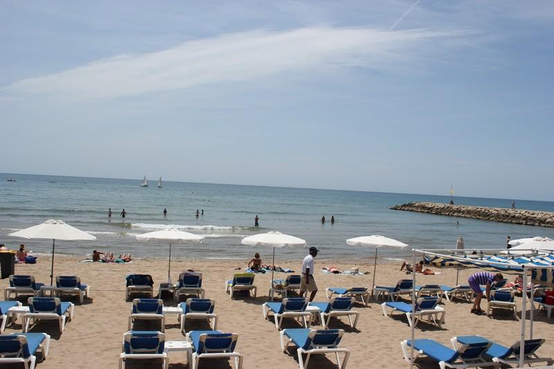 Sitges Plaża