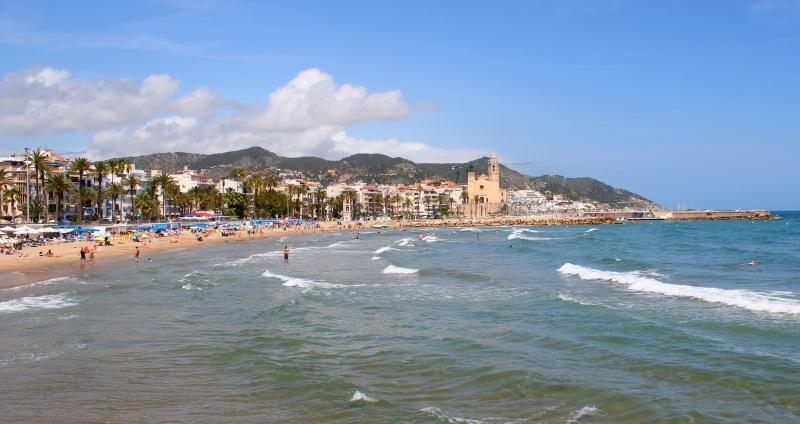 Sitges Katalonia