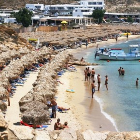 Gej Wakacje: Mykonos [wyspy greckie]