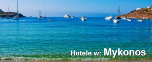 Mykonos Hotele