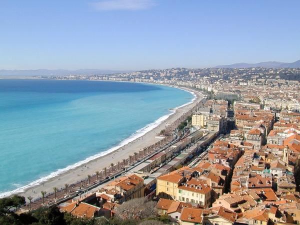 Nicea Plaże
