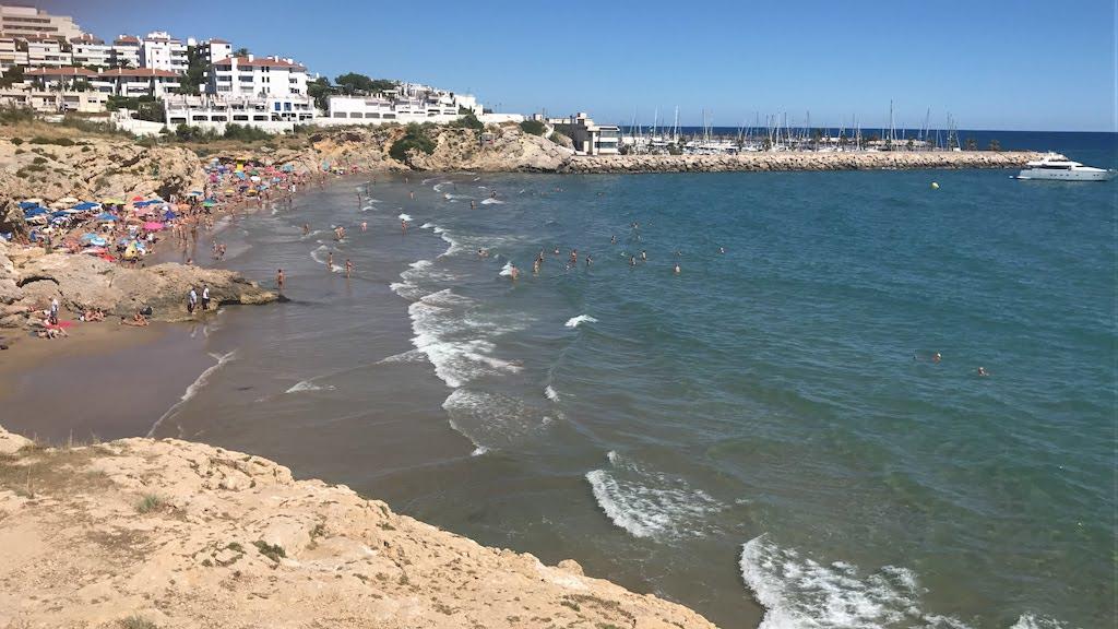 Sitges Plaża Balmins