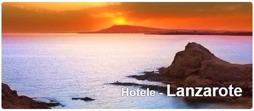 Hotele na Lanzarote