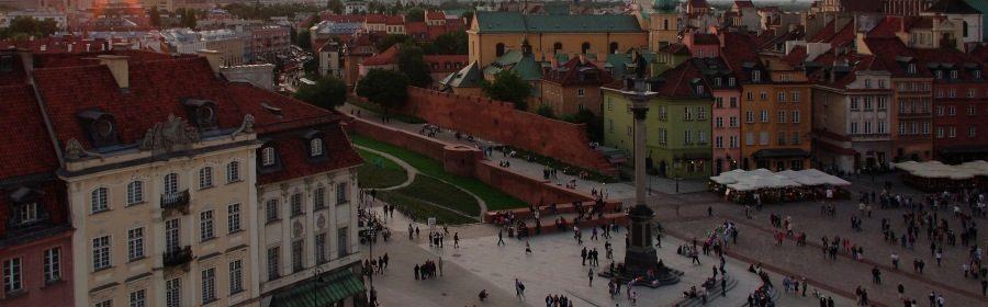 Warszawa Zwiedzanie