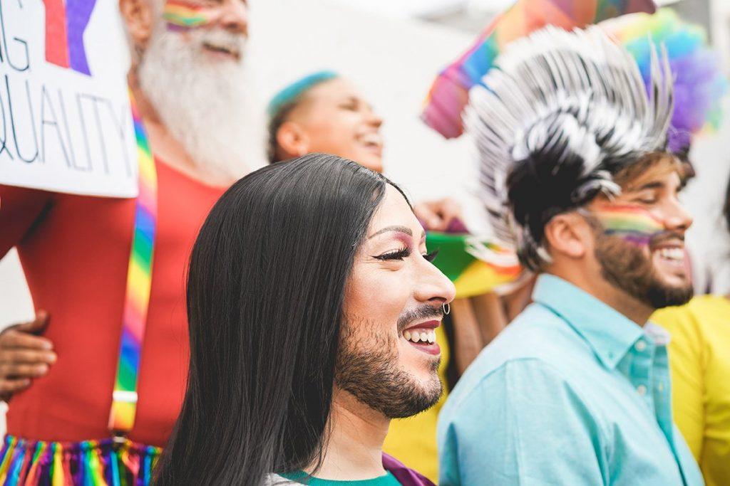 Ludzie LGBT